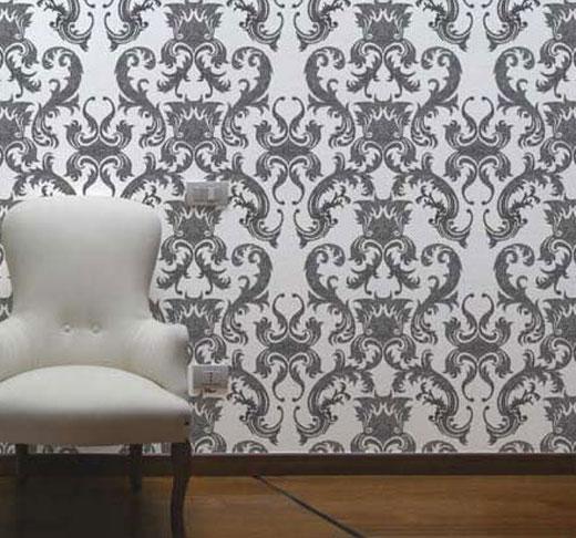 Papel tapiz rosas imagui - Papel pintado pared ...