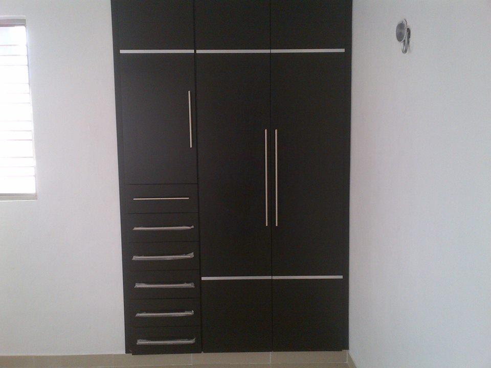 Categoria servicios cortinas decorativas for Closet de aluminio